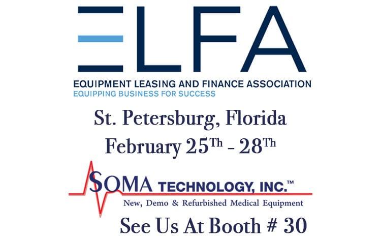 ELFA 2018 - Soma Technology