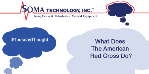 What Does The American Red Cross Do