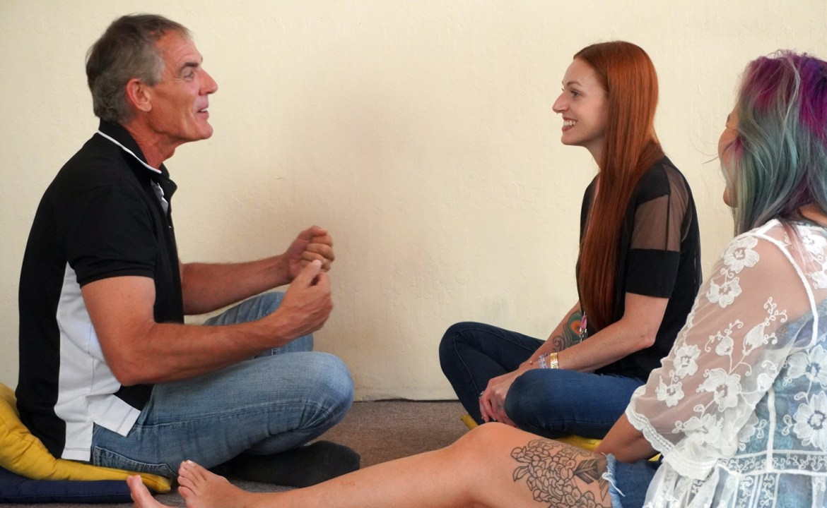 Here's what happens in a Sex Coaching session