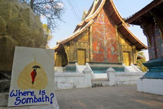 Somebody in Luang Pabang is asking...