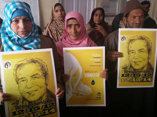 The Association of Parents of Disappeared Persons in Jammu and Kashmir is asking...