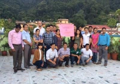 Nepal-05 October 2014