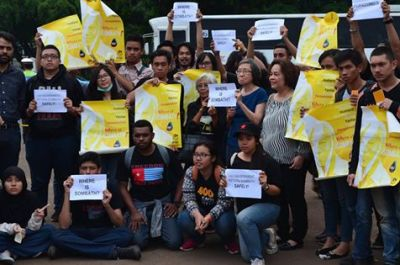 Jakarta-Students