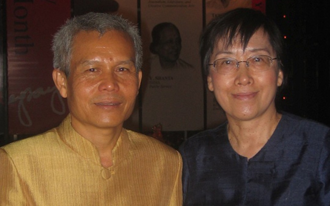 Don't forget Sombath, says Shui Meng Ng, wife of disappeared Laotian activist