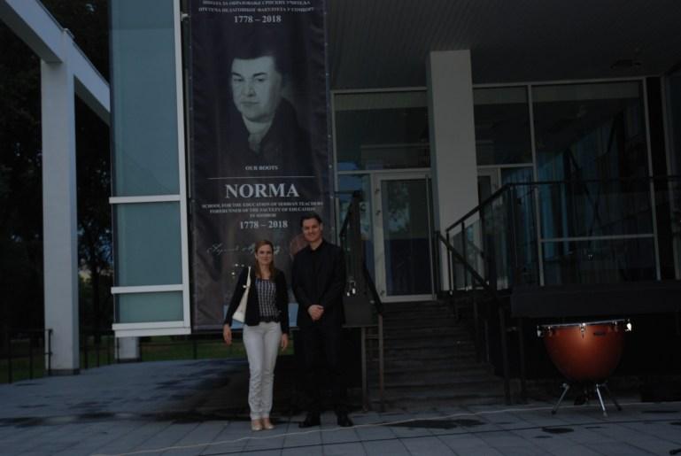 Градоначелница Сомбора Душанка Голубовић