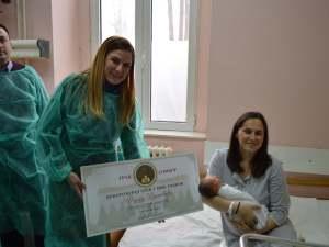 Међу првим даваоцима крви у новој години била је и градоначелница Сомбора Душанка Голубовић