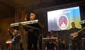 На Тргу Светог Тројства у Сомбору, поводом Дана Града, одржан концерт Саше Матића