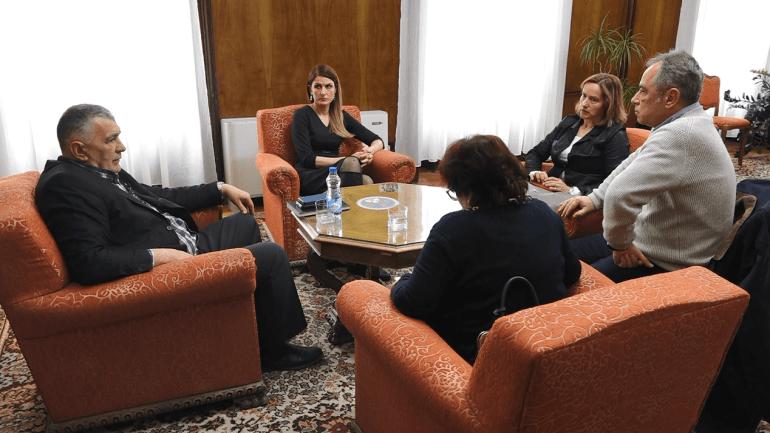 Састанак у кабинету градоначелнице поводом ширења инфекције корона вируса