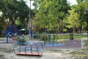 Инклузивно игралиште у Парку хероја