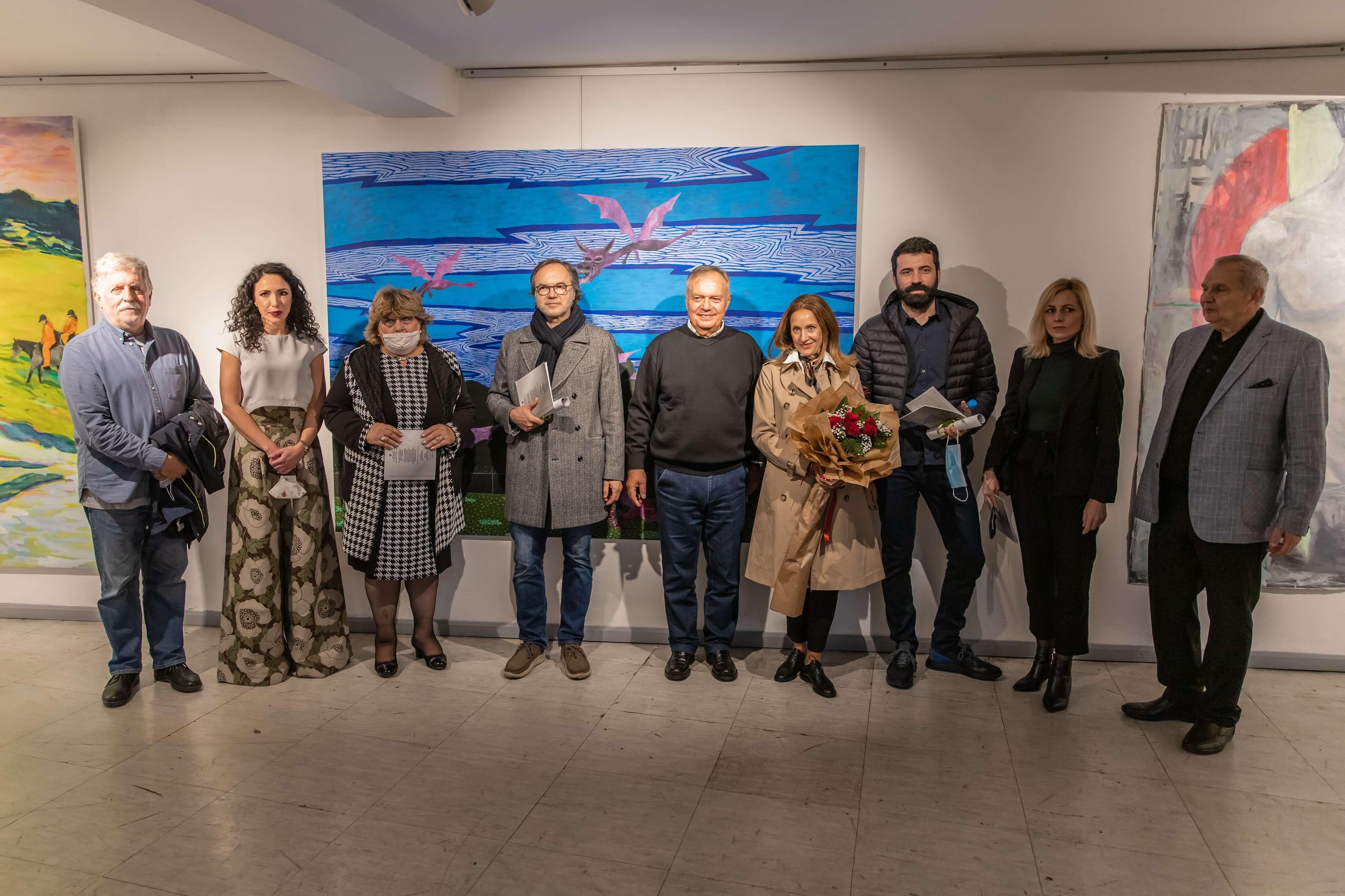 "Свечано отворена изложба ""Ликовна јесен"""