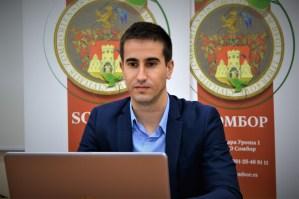 Градоначелник Града Сомбора Антонио Ратковић