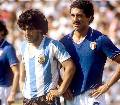 Gentile Vs Maradona