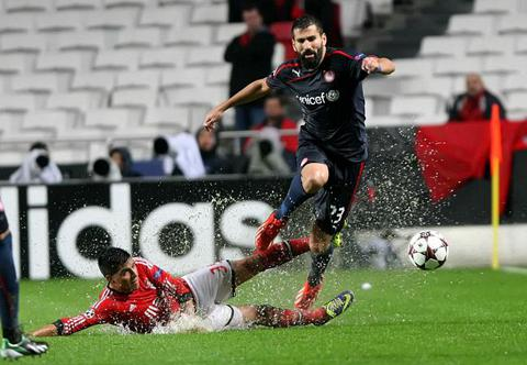Benfica Olympiakos