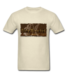 """I Survived Shipwrecked"" custom t-shirts. (multiple sizes & colors available)"