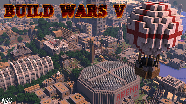 Build Wars 5 is Today