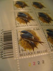 going postal - the belgian way