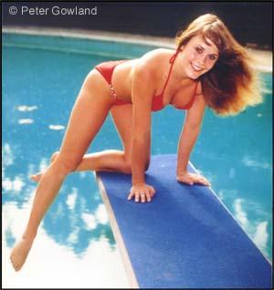plongeoir à glamour