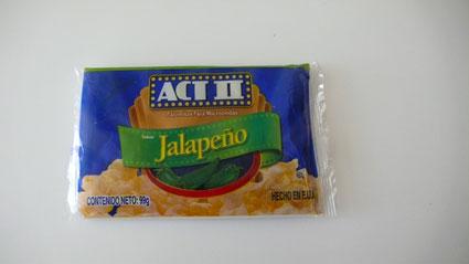 pop-corn mexicain