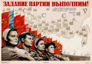propagande soviétique