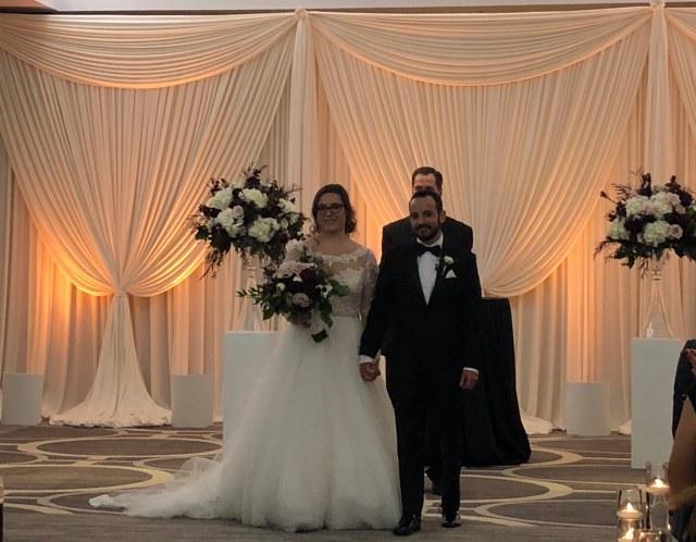 Mr. & Mrs. Estrada
