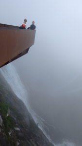 Trollstigen view platform