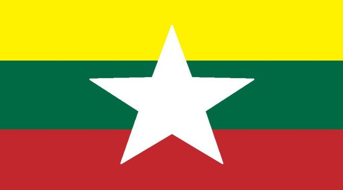 Myanmar (Burma) – Take Two 2018