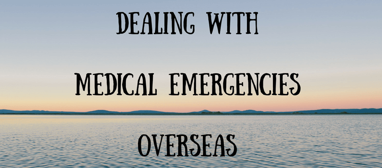 Navigating a Foreign Hospital While Traveling Solo