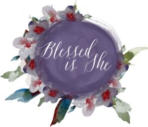 BlessedIsShelogo