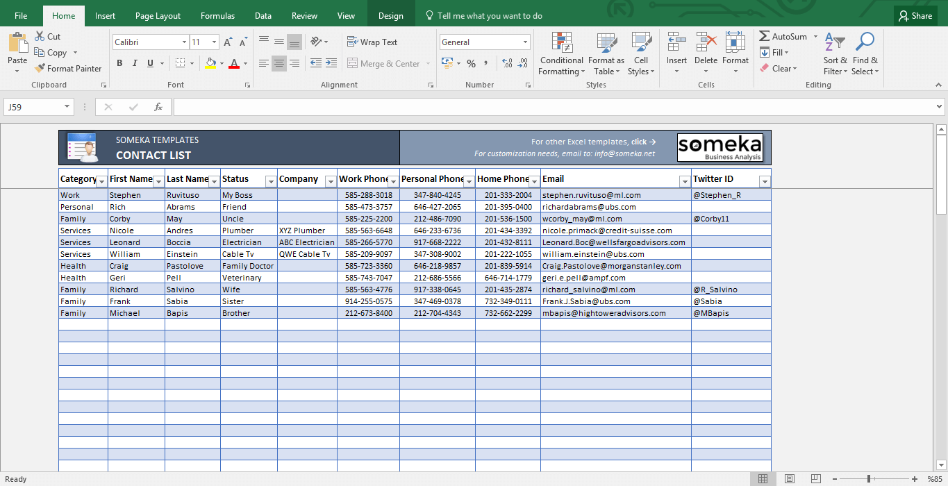free excel sheets - April.onthemarch.co