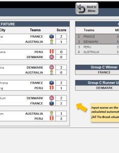 World cup excel template someka ss also free download sweepstake scoresheet rh
