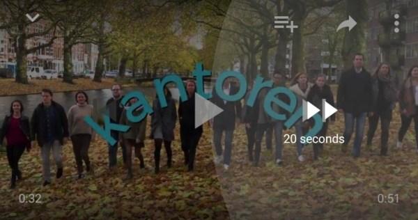 9 verborgen functies op social: YouTube vooruit/achteruit spoelen