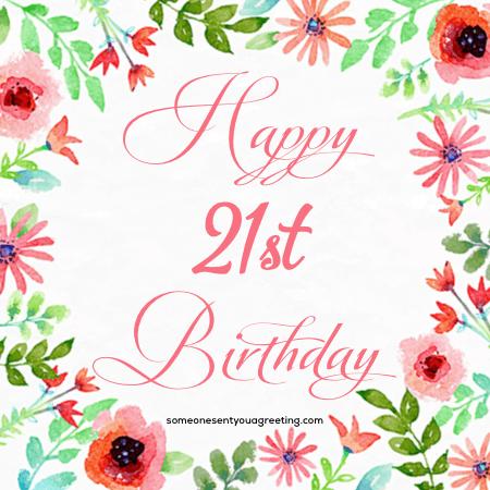 happy 21st birthday 80