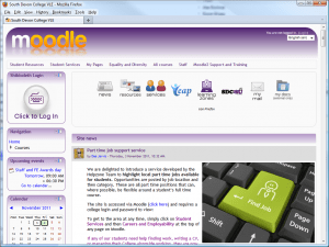 Moodle 2 Themes Whitepaper – Appendix 3 – Moodle 2 Site Examples   Some Random Thoughts