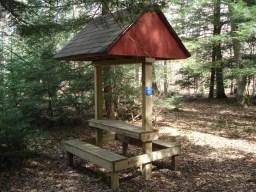 KRNS Trail rest stop