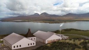 Hunter Laing Islay distillery CAD image
