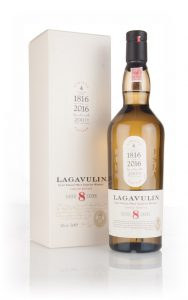 Lagavulin 8 year old 200th anniversary edition