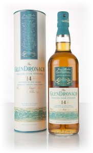 the glendronach 14 year old virgin oak