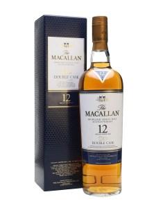 macallan 12 yo double cask