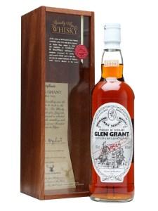 Rare Vintage Glen Grant 1954 bottled 2006 G&M
