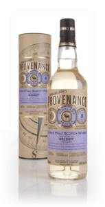 macduff 8 year old 2007 cask 10986 provenance douglas laing whisky