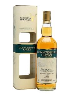 SPEYBURN 1991 2015 Connoisseurs Choice Speyside Single Malt Scotch Whisky Gordon & MacPhail