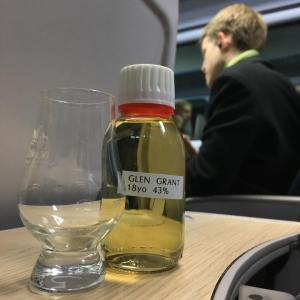 Glen Grant 18yo Sample