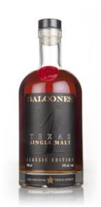 balcones texas single malt whisky