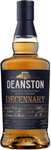 deanston decennary bottle