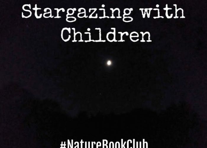 Stargazing with Children #NatureBookClub #NatureStudy