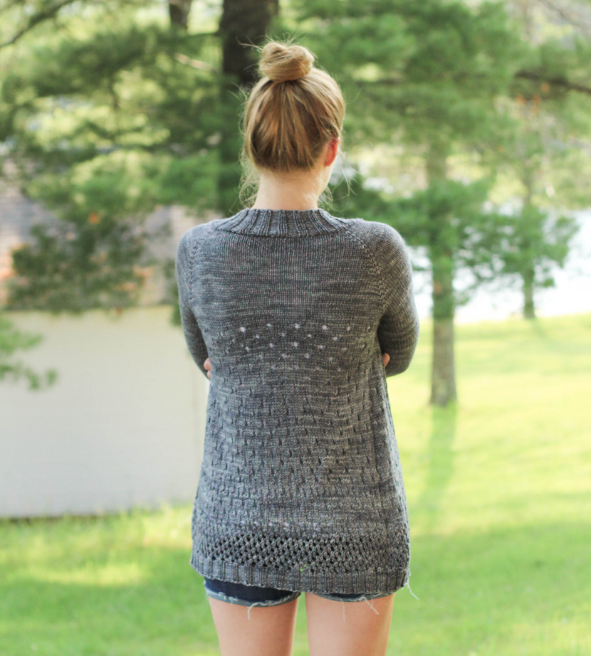 Campside Cardi by Alicia Plummer