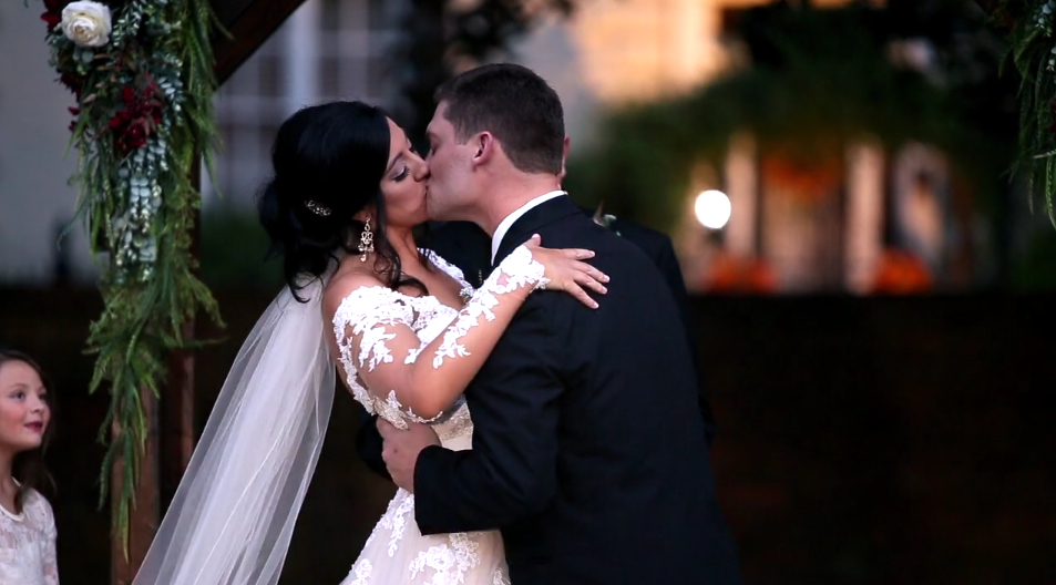 Wedding films, Videographer, Tennessee, Mississippi