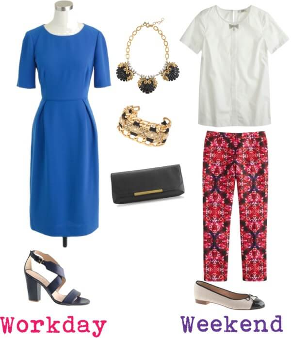 J. Crew Sale Outfits