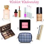 Wishlist Wednesday: Spring Beauty Products