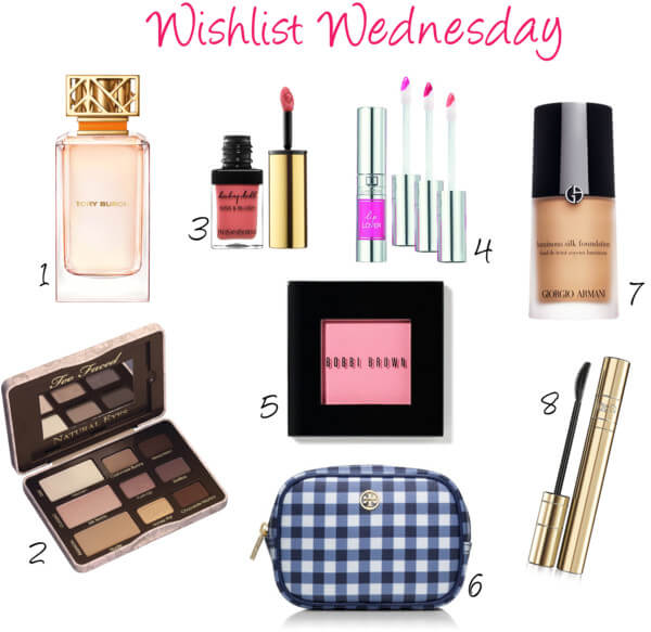 Wishlist Wednesday: Beauty Products Lust